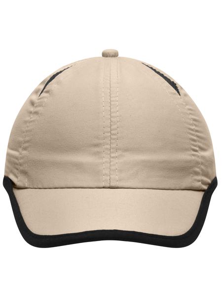 Myrtle Beach 6156 Light Khaki Black