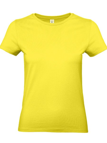 B&C #E190 Women Solar Yellow
