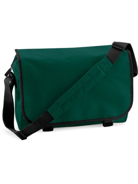 BagBase Reportertasche BG21 Bottle Green