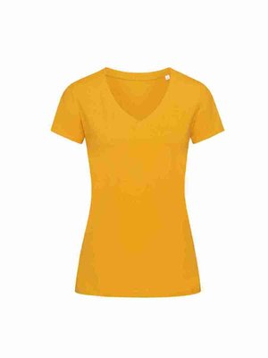 Damen T-Shirt Stedman 9310 mit Stickerei