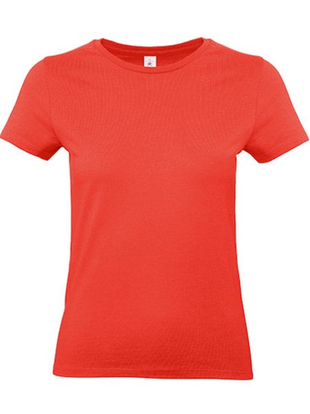 B&C #E190 Women Sunset Orange