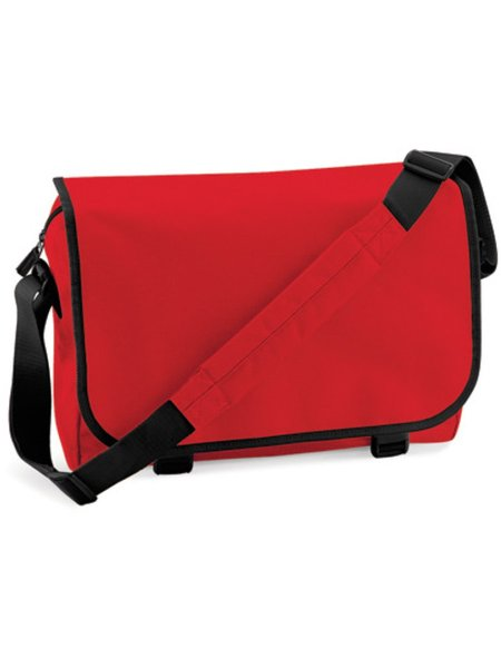 BagBase Reportertasche BG21 Classic Red