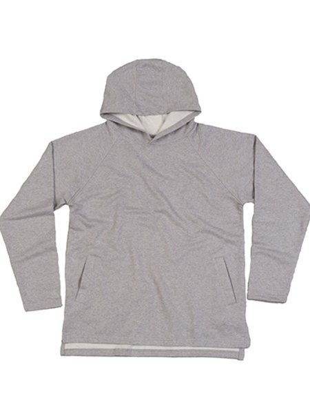 Mantis One Hoodie Heather Grey Melange