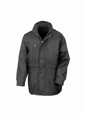 Result City Executive Jacket RT110 mit Bestickung