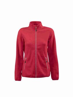 Bestickte Damen Fleecejacke Printer Rocket 2261503