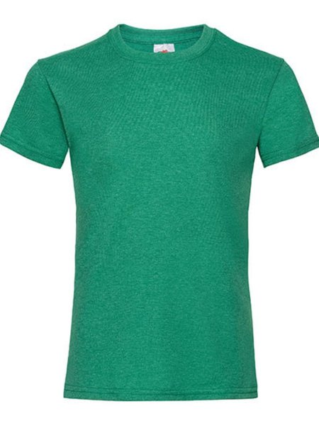T-Shirt Girl F288K Green