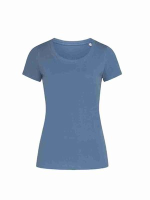 Damen T-Shirt Stedman 9300 mit Stickerei