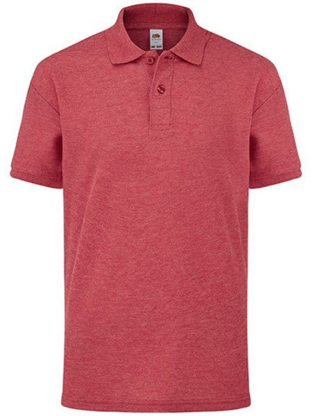 Fruit of the Loom F502K Heather Red