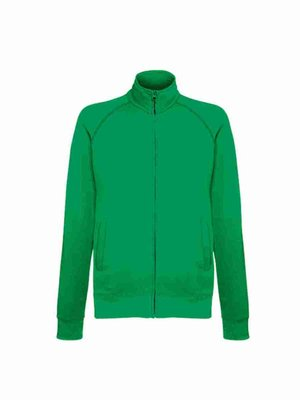 Fruit of the Loom Lightweight Sweat Jacket F460 mit Bestickung
