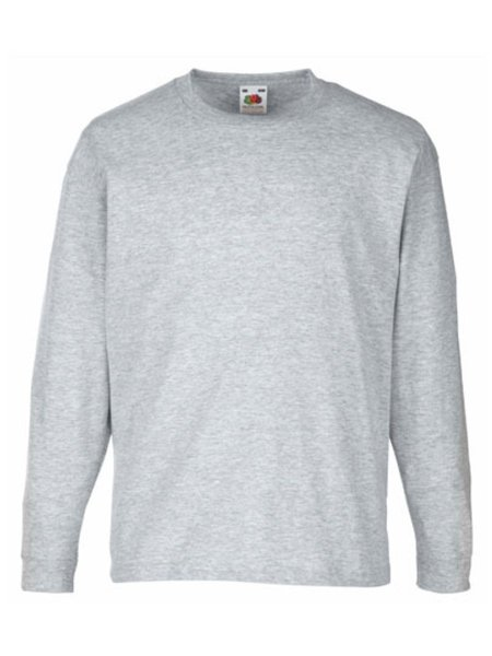 Fruit of the Loom F240K Heather Grey