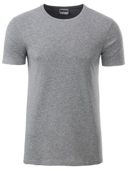 James & Nicholson JN8008 Grey Heather