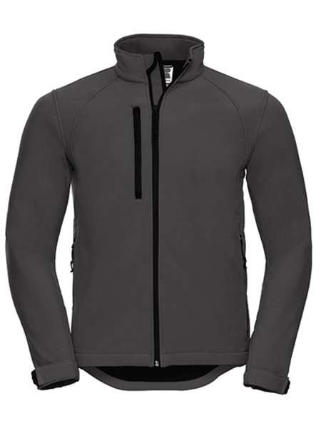 Russel Soft Shell Jacket Z140 Solid
