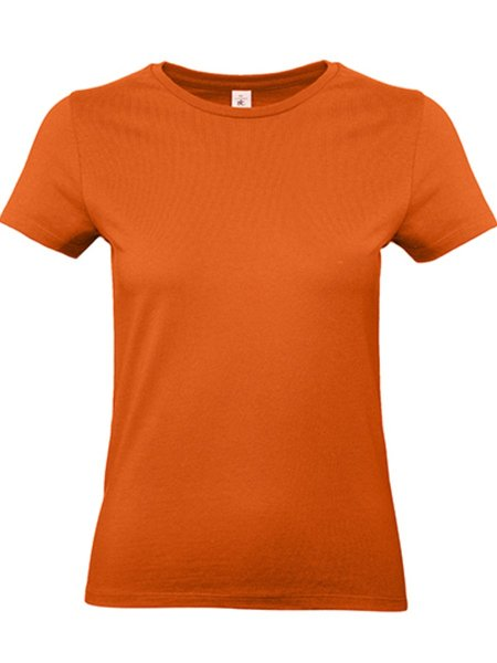 B&C #E190 Women Urban Orange