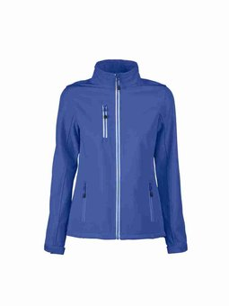 Bestickte Damen Softshelljacke Printer Vert 2261050