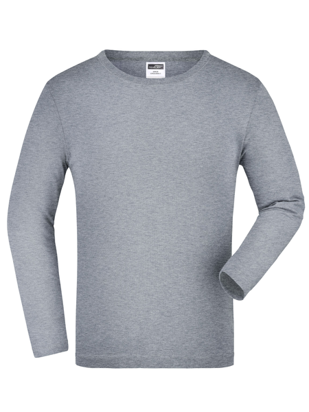 James & Nicholson 913K Grey Heather